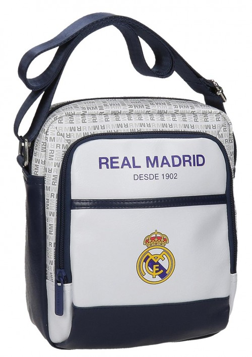 Bandolera Real Madrid Blanca 5485251