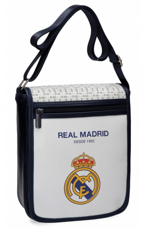5485651 bandolera white real madrid