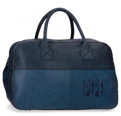 6353562 bolsa de viaje 50 cm pepe jeans max azul