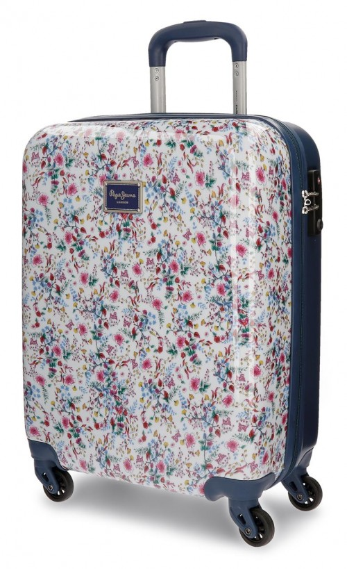 6637051 trolley cabina 4 ruedas pepe jeans treval