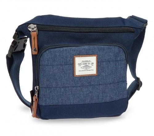 7284961 riñonera pepe jeans azul