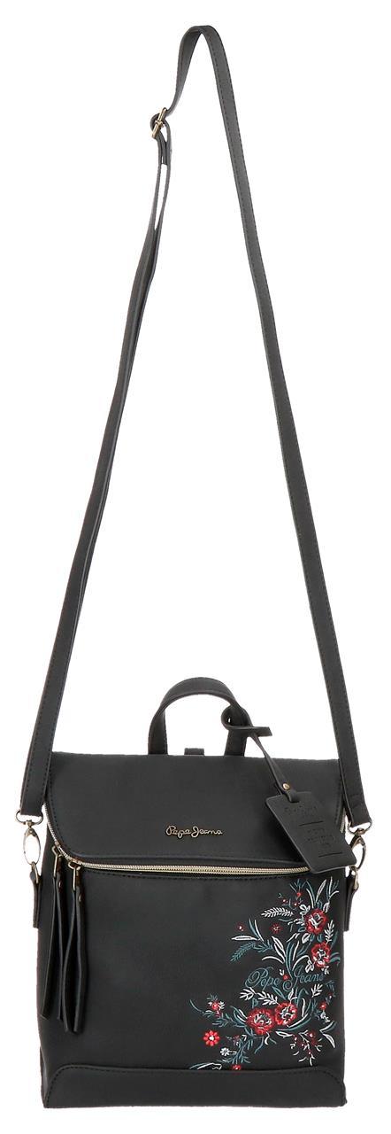 7322061-17 se puede llevar como bandolera o mochila