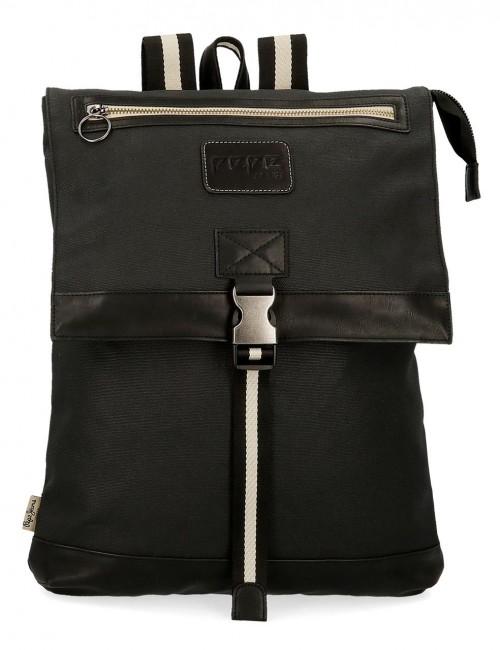7772261 mochila mediana 36 cm portatablet Pepe Jeans Strike