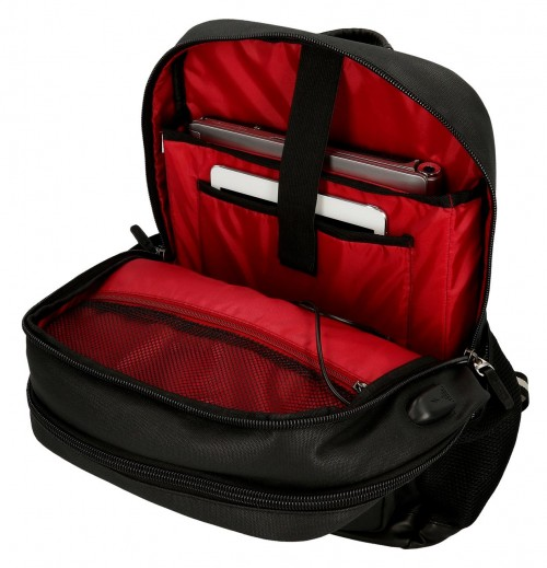 7772761 mochila 44 cm portaordenador Pepe Jeans