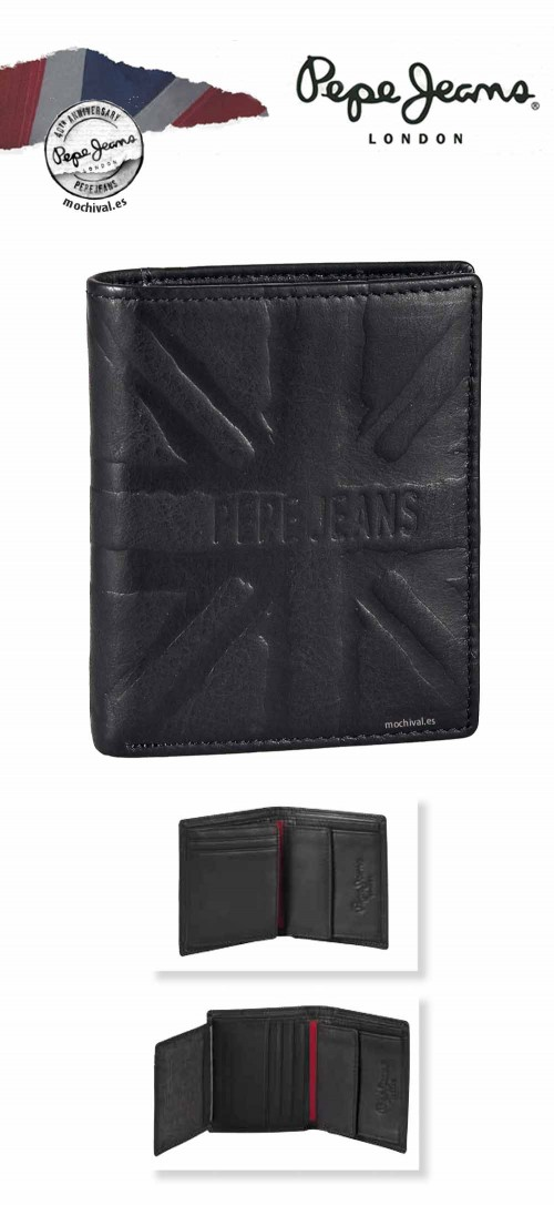 billetero monedero pepe jeans 7071101