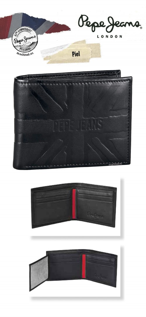 billetero monedero pepe jeans 7073201