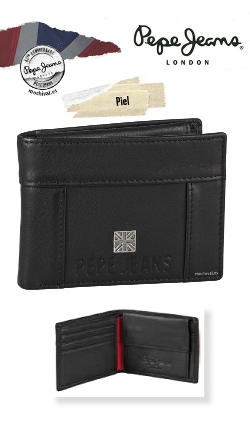billetero monedero pepe jeans 7083001