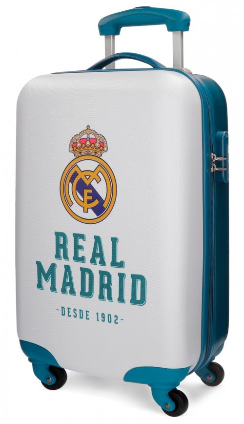 5381461 maleta mediana real madrid gol azul