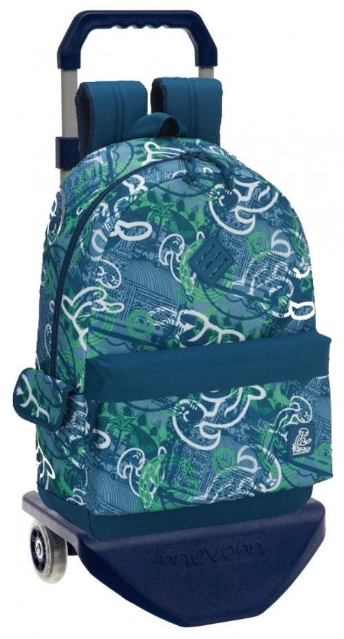 611807313C mochila con carro el niño beach