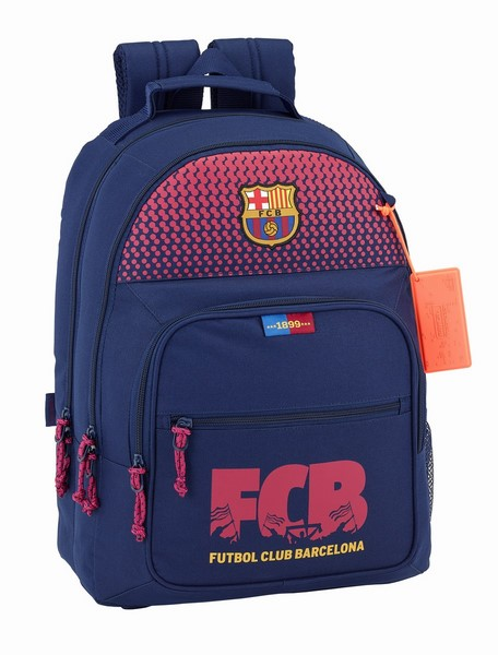 611825560 Mochila doble del Barcelona adaptable con base de protección