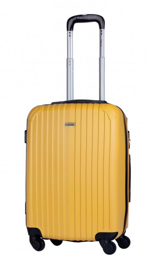 T71550 maleta cabina itaca mostaza