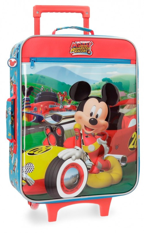 2229061 trolley 50 cm 2 ruedas mickey roadster racers