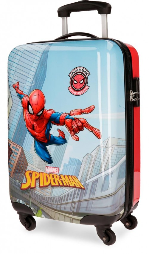 2251761 trolley cabina 4 ruedas spiderman grafiti