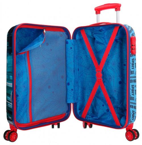 2381461 maleta cabina 4 ruedas spiderman street interior