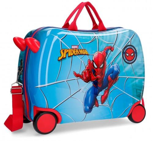 2389961 maleta infantil correpasillos spiderman street