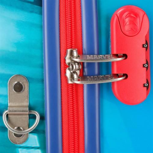 2389961 maleta infantil correpasillos spiderman street cerradura de combinación