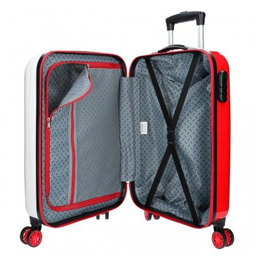 2411761 maleta de cabina 4 ruedas spiderman geo2411761 maleta de cabina 4 ruedas spiderman geo interior
