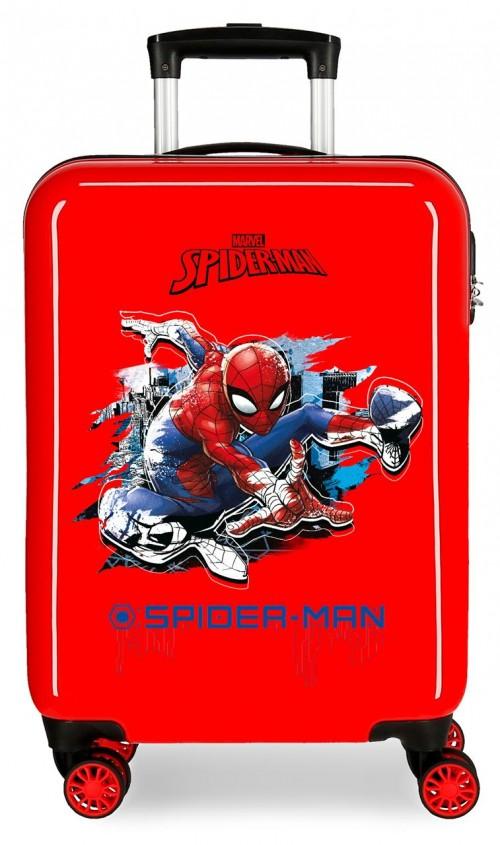 2411764 maleta cabina spiderman geo rojo