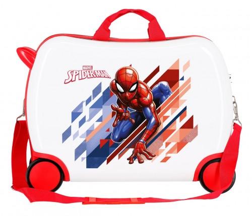 2419961 maleta infantil correpasillos spiderman geo