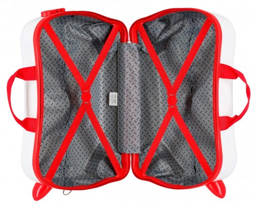 2419961 maleta infantil correpasillos spiderman geo interior
