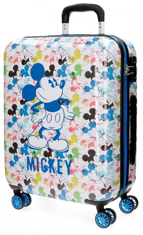 3278761 maleta de cabina 4 ruedas mickey colors