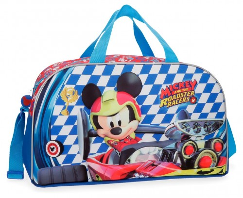 4283361 bolsa de viaje 45 cm mickey race