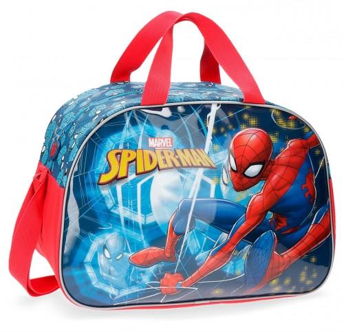 4313261 bolsa de viaje 40 cm spiderman neo