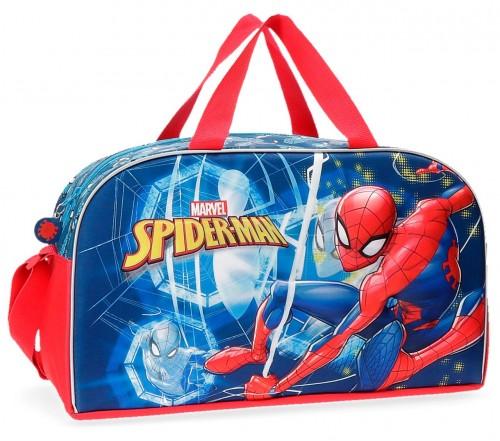 4313361 bolsa de viaje 45 cm spiderman neo