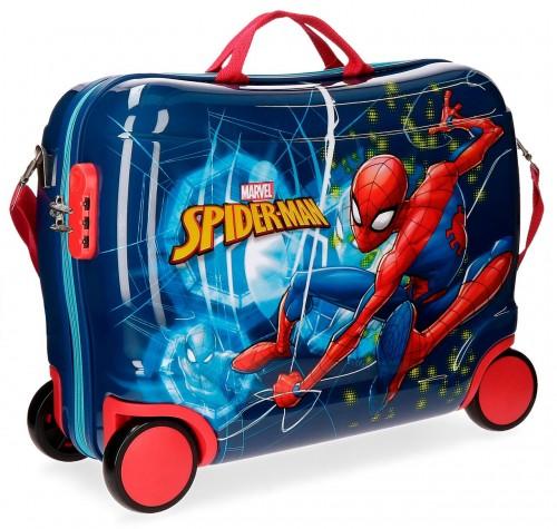 43199C1 maleta infantil correpasillos spiderman neo