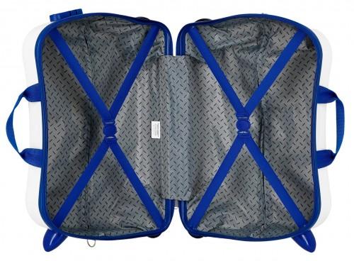 4659861 maleta correpasillos spiderman 4 ruedas interior