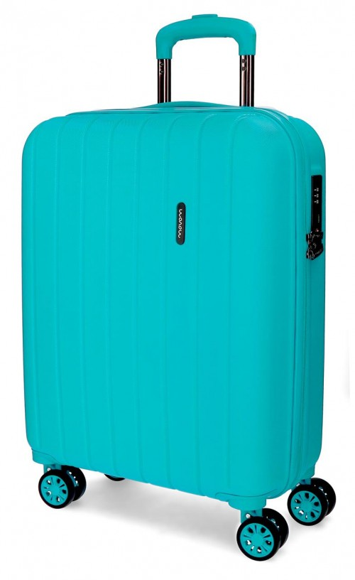 5319167 maleta cabina movom wood turquesa