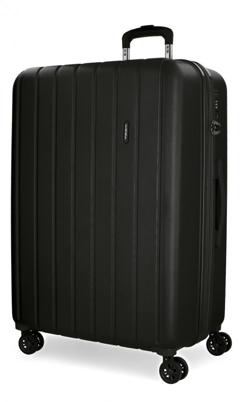 5319261 maleta mediana movom wood negra