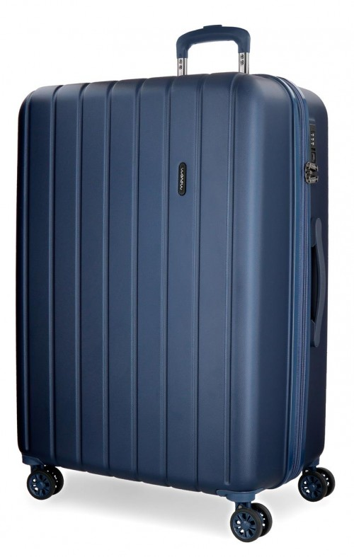 5319264 maleta mediana movom wood azul marino