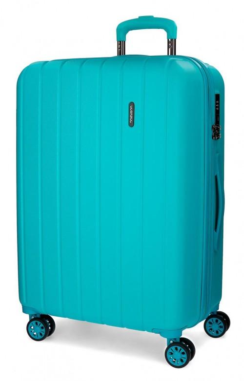 5319267 maleta mediana movom wood turquesa