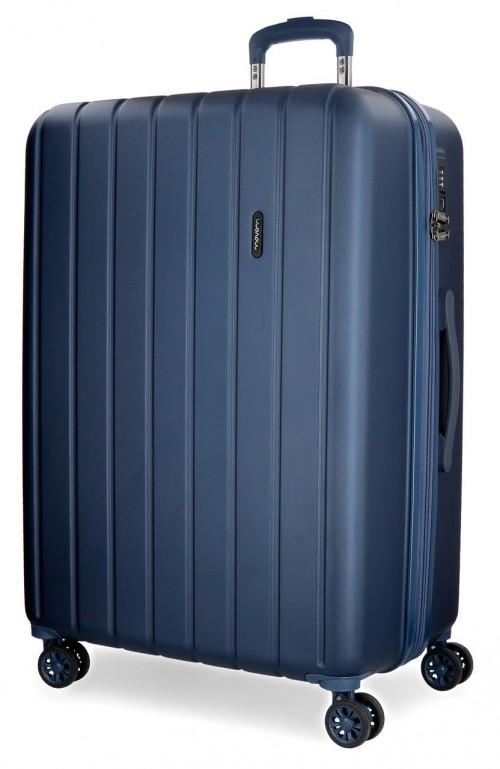 5319364 maleta grande movom wood azul marino