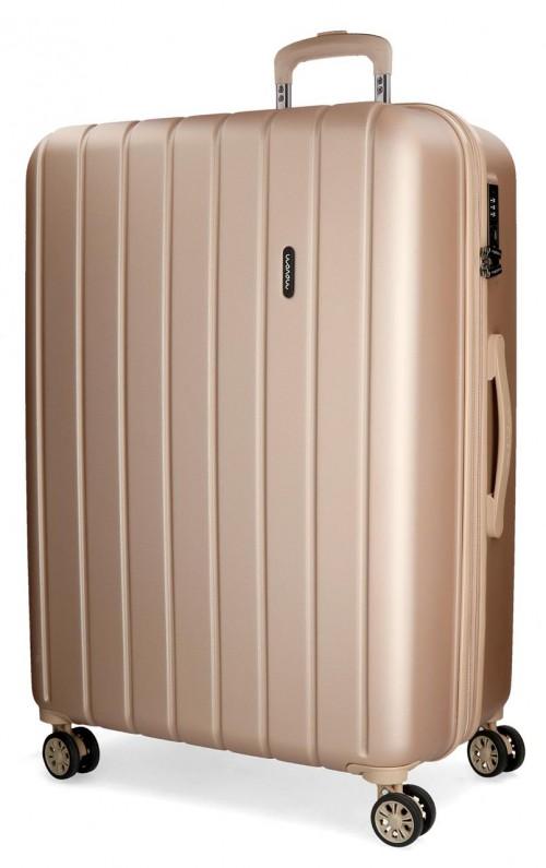 5319365 maleta grande movom wood champagne