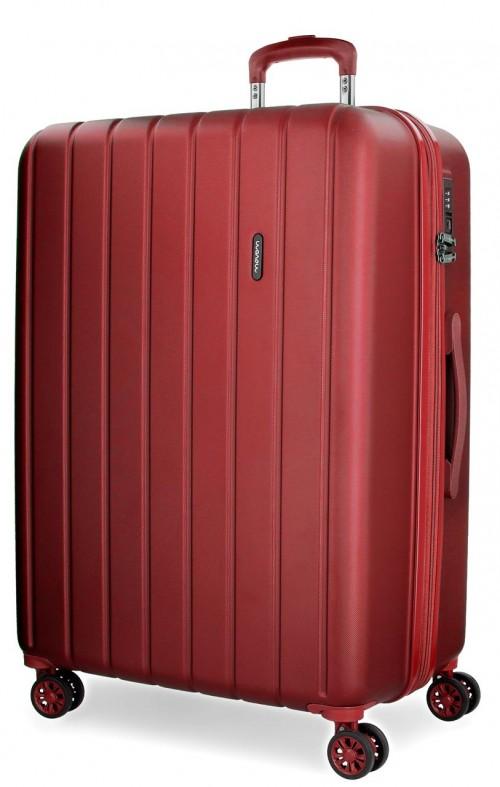 5319366 maleta grande movom wood roja