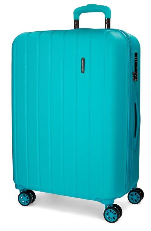 5319367 maleta grande movom wood turquesa
