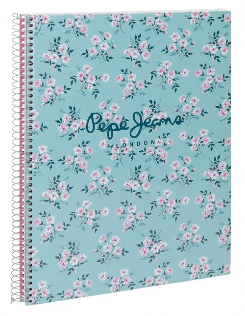 6019561 cuaderno pepe jeans denise
