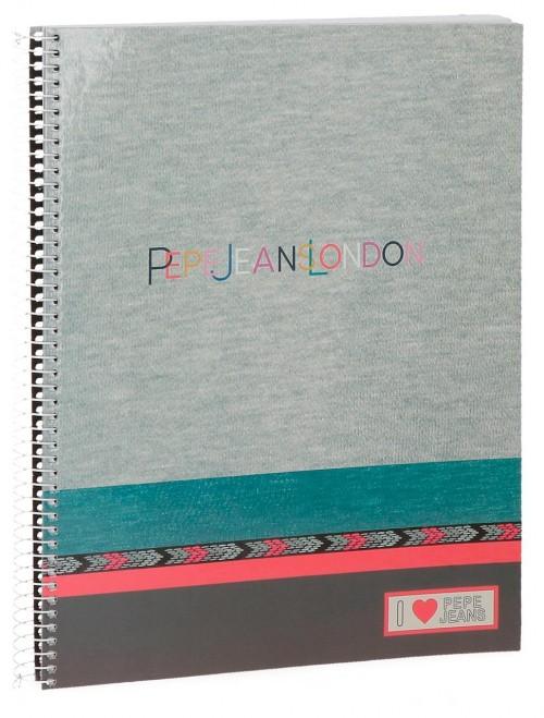 6059561 cuaderno pepe jeans katia