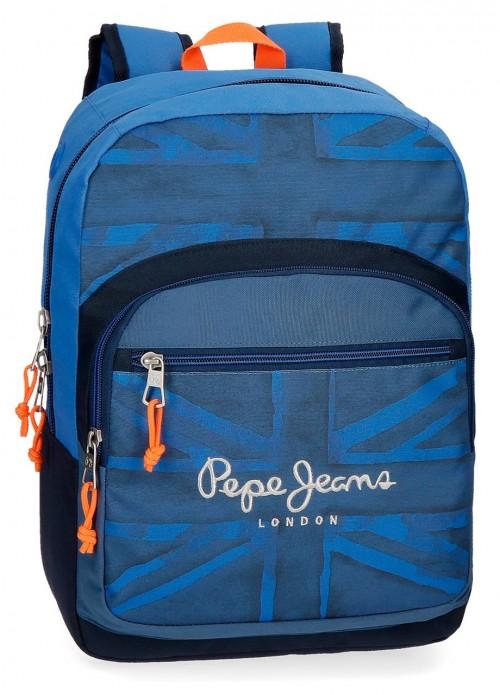 6092361 mochila pepe jeans fabio