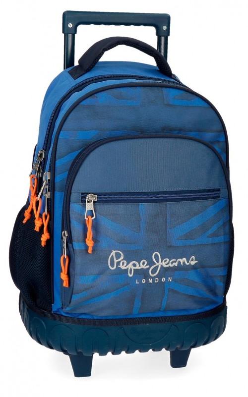 6092961 mochila reforzada pepe jeans fabio