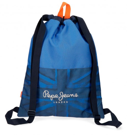 6093861 gym sac pepe jeans fabio