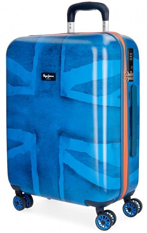 6098761 maleta de cabina pepe jeans fabio