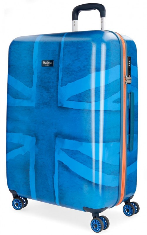 6098861 maleta mediana pepe jeans fabio