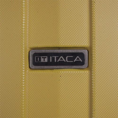 71550 maleta cabina itaca mostaza detalle