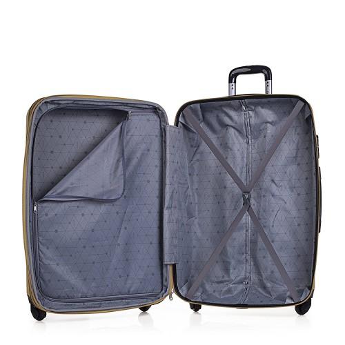 71550 maleta cabina itaca mostaza interior