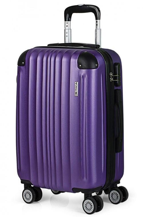 77105001 maleta cabina itaca morada