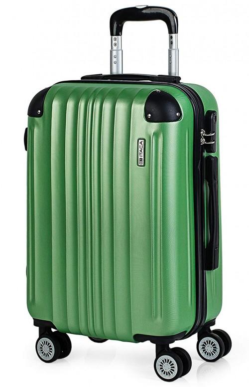 77105002 maleta cabina itaca verde