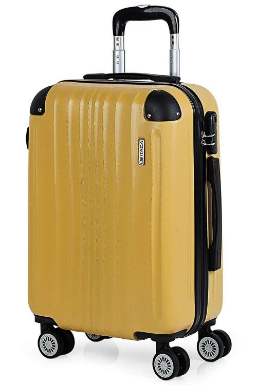 77105003 maleta cabina itaca mostaza